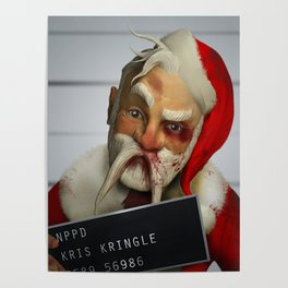Kris Kringle: The 2 hours & 45 Minutes Before Christmas Poster