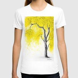 Fall Tree Trios T-shirt