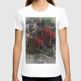 PASSIONATE ROSES T-shirt