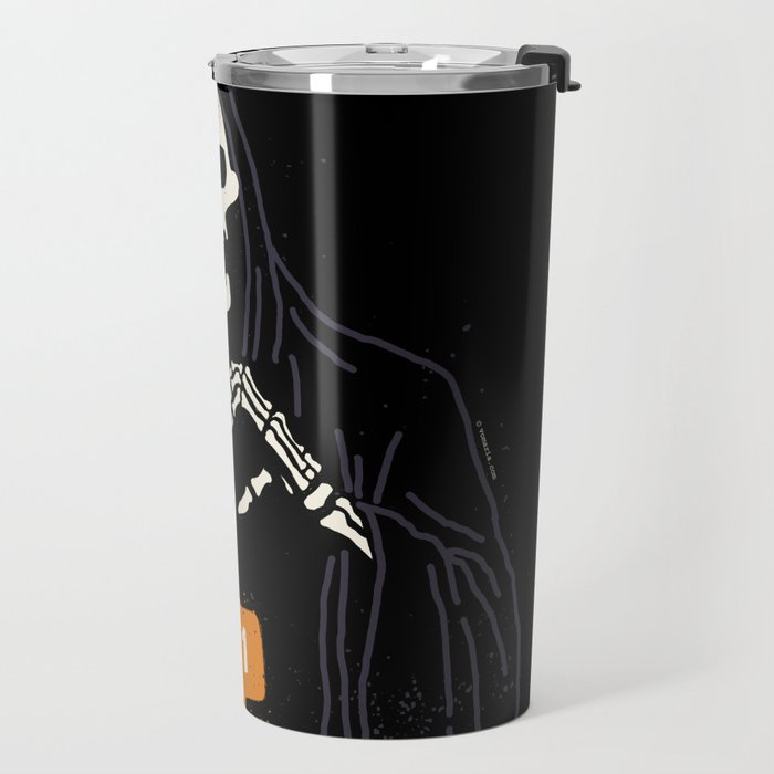 New Follower Travel Mug