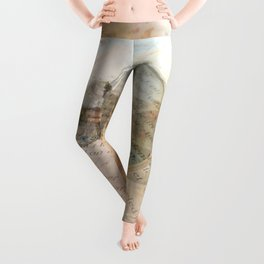Broken dreams Leggings