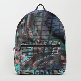 Rails in Space Backpack
