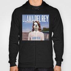 Llama Del Rey Hoody