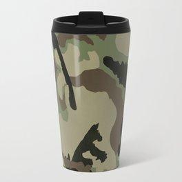 CAMO PATTERN Travel Mug