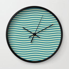 Wavy Waves Wall Clock