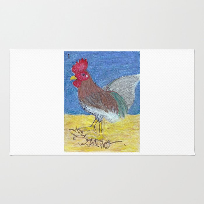 El Gallo by Riendo Rug