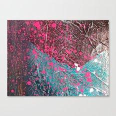 PHEW Canvas Print