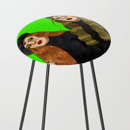 Witches like me Counter Stool
