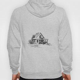 Winter Cottage Ink Hoody