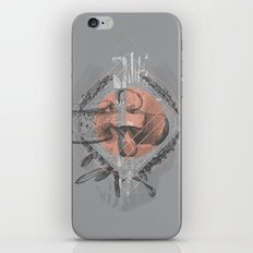 Faint  iPhone & iPod Skin