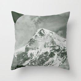 Darklands Throw Pillow