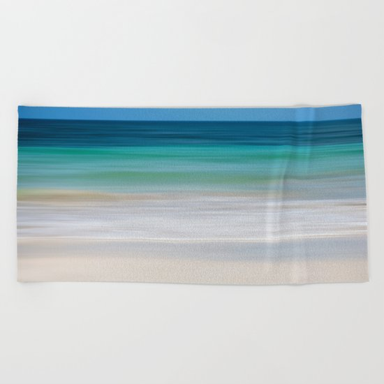 SEA ESCAPE Beach Towel