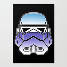 Trooper in disguise Canvas Print