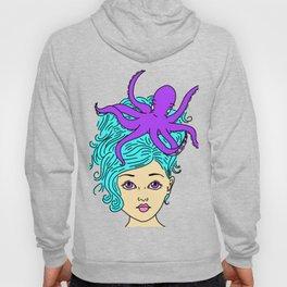 Mermaid Hair Hoody