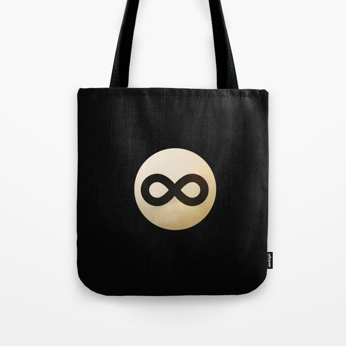 Infinity Ball Tote Bag