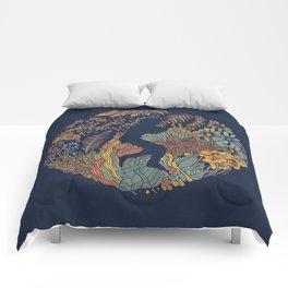 b e Comforters