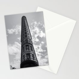 Knife's Edge Stationery Cards