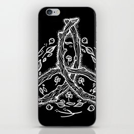 Celtic Triqueta iPhone Skin