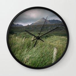 The Torridon Mountains Wall Clock