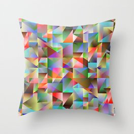 Over the top, 2240h Throw Pillow