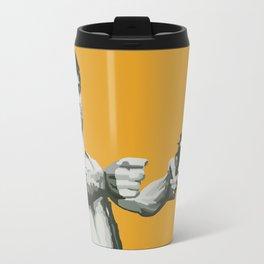 taxi driver, you talkin' to me? Travel Mug