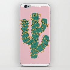 Cactus Lights  iPhone Skin