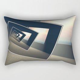 Surreal Windows Rectangular Pillow