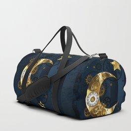 Mechanical Moon Duffle Bag
