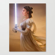 Regency Rey Alternate Canvas Print