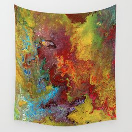 Color Fantasy Wall Tapestry