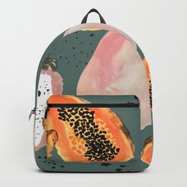 Tropical Fruit Backpack