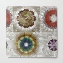Princelet Strategy Flower  ID:16165-054305-06560 Metal Print