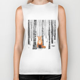 Out of the woods Biker Tank