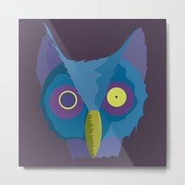 owl? Metal Print