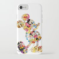 mickey iPhone & iPod Cases featuring mickey by acorn