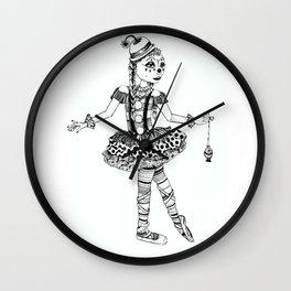 Clownerina Wall Clock