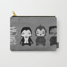 A Boy - Universal Monsters Black & White édition Carry-All Pouch