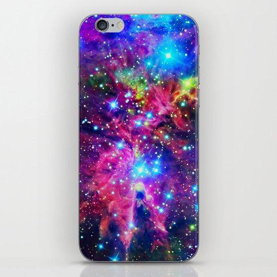 Astral Nebula iPhone Skin