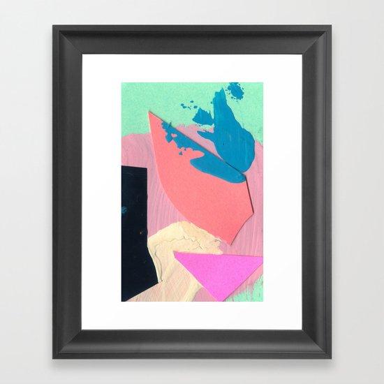 Tiny Two  Framed Art Print