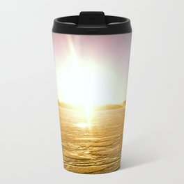 In the Shade of All Things, You are the Star Metal Travel Mug