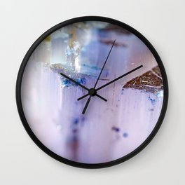 Selenite, No. 2 Wall Clock
