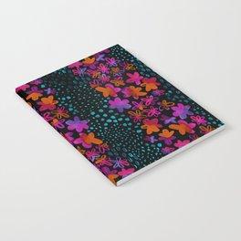 Dark Watercolor Notebook