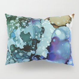 Bubbles Pillow Sham