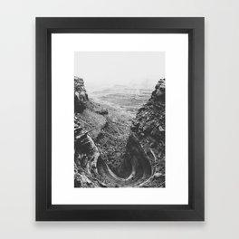 CANYONLANDS / Utah Framed Art Print