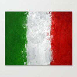 italy painting Canvas Print