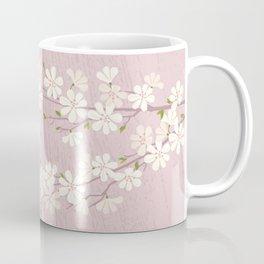 Pink Blossom Coffee Mug