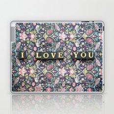 Love Language Laptop & iPad Skin