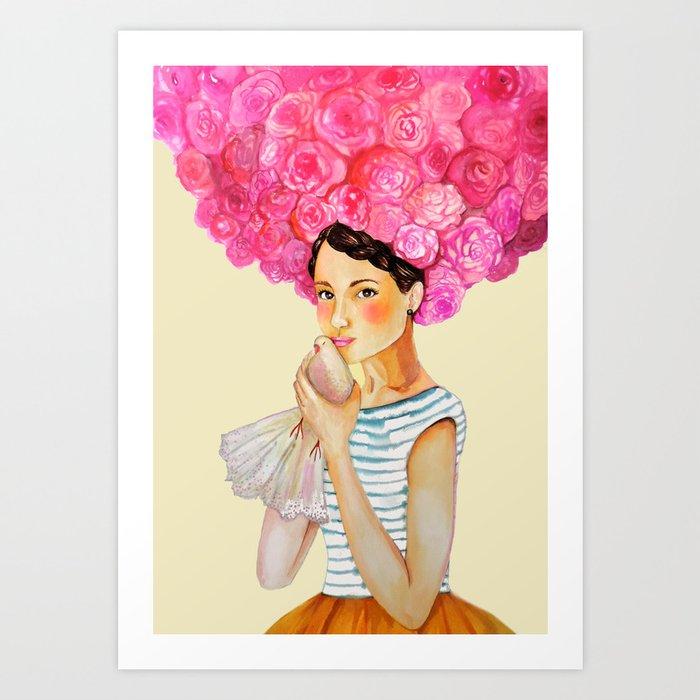Audrey Kunstdrucke