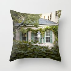 glimpse::charleston Throw Pillow