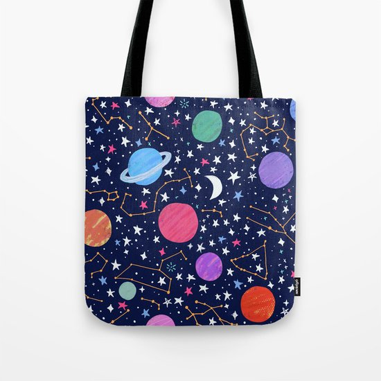 Astrology Zodiac Constellation in Midnight Blue by latheandquill